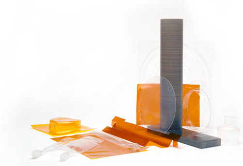 custom fabrication of teflon®, kapton®, heat sealed parts